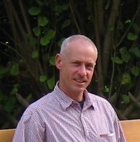 Geschäftsführer Hubert Bischof
